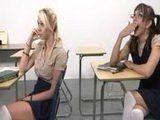 The Nun and Schoolgirl Detention xLx