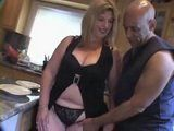 Chubby Milf Gets Her Asshole Fucked By Plumber